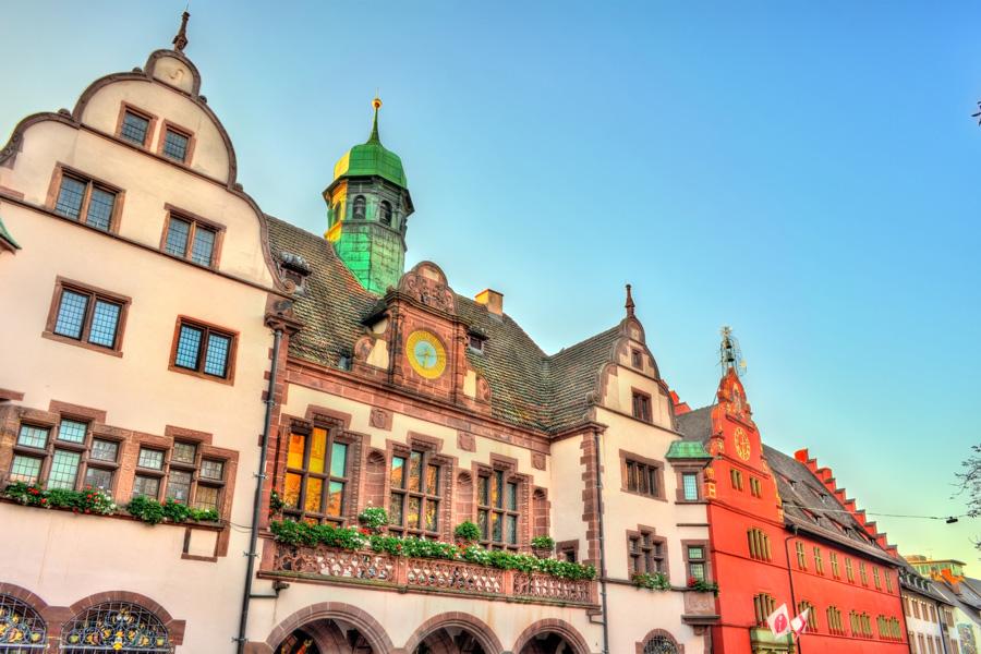 Altstadt Freiburg im Breisgau